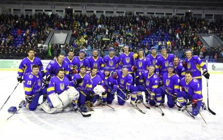 Ice Hockey Team Picture