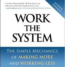 Work The System Book Cover
