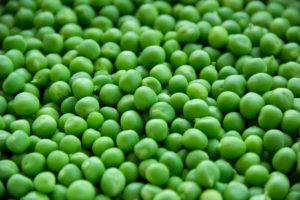 Bowl of peas 80/20 applies here too