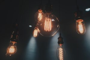 Light bulbs for innovation