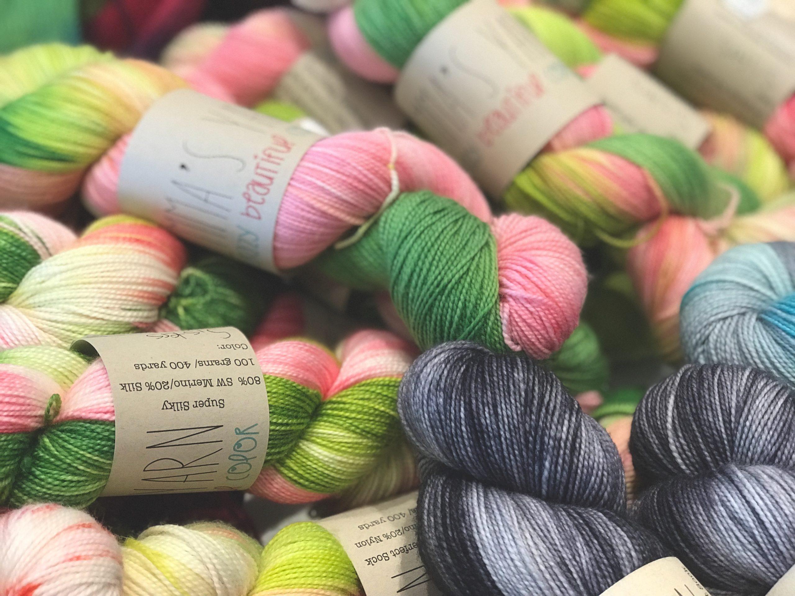 knitting woll